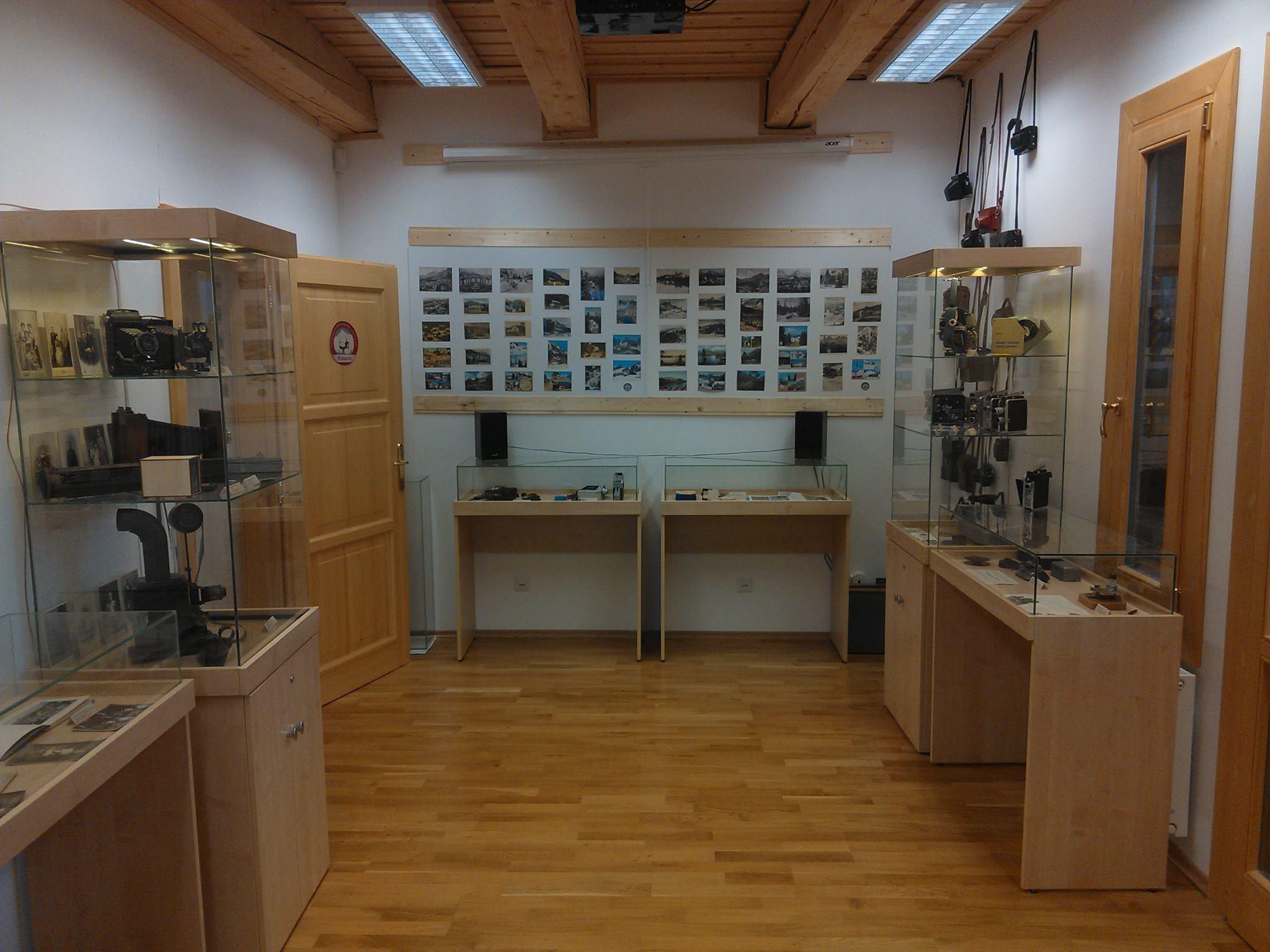 Tatry na historických pohľadniciach (Výstava)